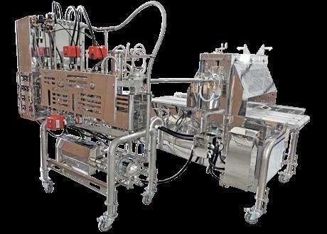 Syrup Sprinkle Machine
