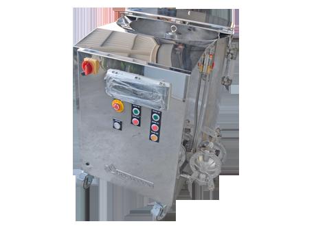 liquid mixing heating tank