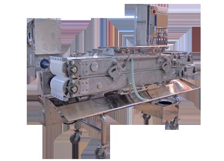 seaweed crisps continuous press machine